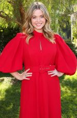 SASHA PIETERSE at Home & Family at Universal Studios in Hollywood 10/15/2019