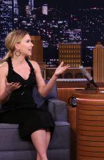 SCARLETT JOHANSSON at Tonight Show Starring Jimmy Fallon 10/21/2019