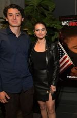 SELENA GOMEZ at Living Undocumented Screening at Netflix Offices in Los Angeles 10/02/2019