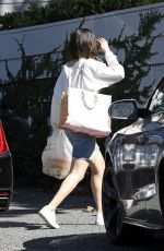 SELENA GOMEZ Out in Los Angeles 10/05/2019