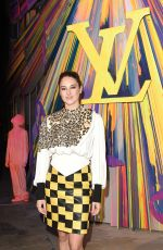 SHAILENE WOODLEY at Louis Vuitton Maison Store Launch Party in London 10/23/2019