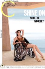 SHAILENE WOODLEY for C Magazine, Summer 2019