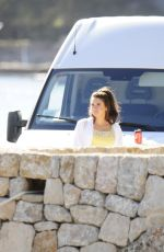 SHAILENE WOODLEY on the Set of The Last Letter from Your Lover in Spain 10/16/2019