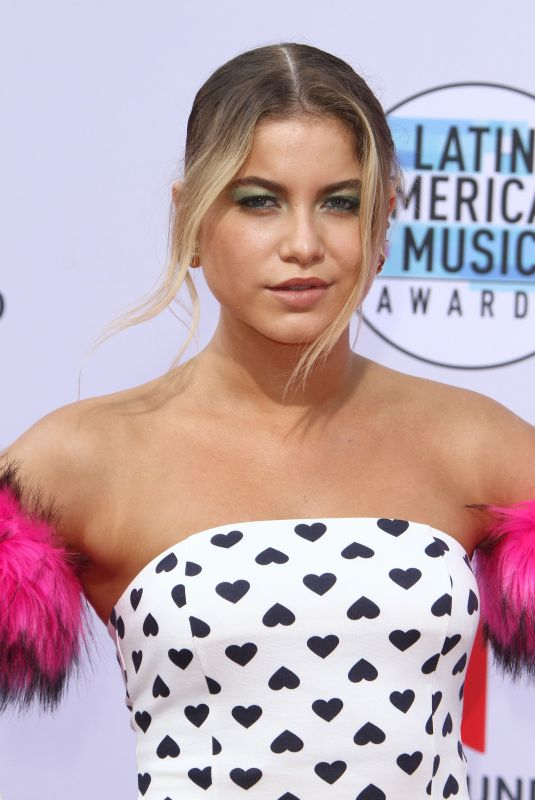 SOFIA REYES at 2019 Latin American Music Awards in Hollywood 10/17/2019
