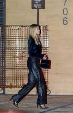 SOFIA RICHIE and Scott Disick Out for Dinner in Malibu 10/09/2019