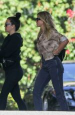 SOFIA RICHIE Arrives at a Hotel in Beverly Hills 10/13/2019