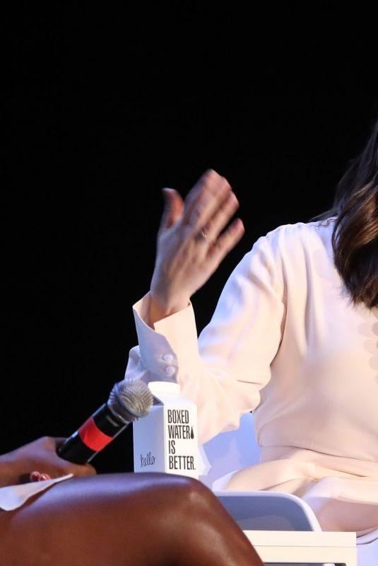 SOPHIA BUSH at Forbes 30 Under 30 Summit in Detroit 10/27/2019