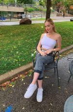 SOPHIA DIAMOND - Instgagram Photos 10/09/2019
