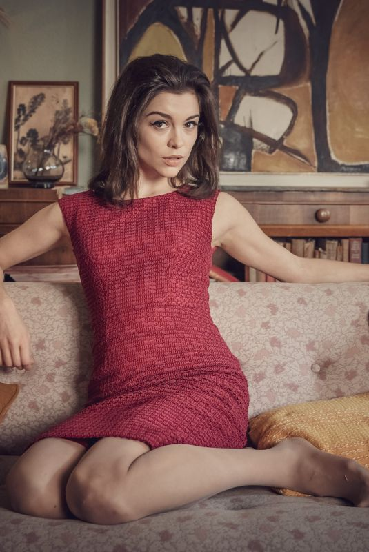 SOPHIE COOKSON - The Trial of Christine Keeler Promos