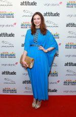 SOPHIE ELLIS-BEXTOR at Virgin Atlantic Attitude Awards 2019 in London 10/09/2019
