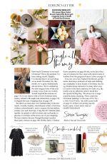 SOPHIE ELLIS-BEXTOR in Red Magazine, UK December 2019