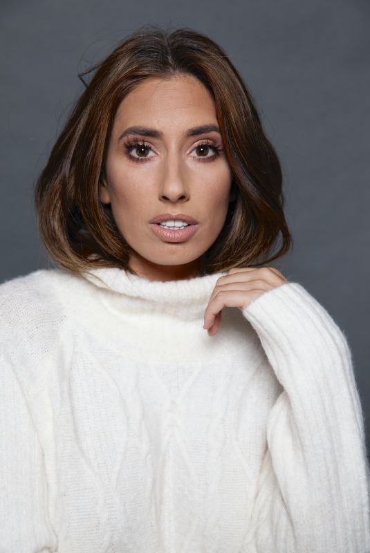 STACEY SOLOMON at a Photoshoot, October 2019