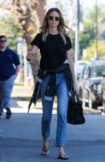 STACY KEIBLER Out and About in Los Angeles 10/16/2019
