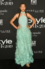 STORM REID at 2019 Instyle Awards in Los Angeles 10/21/2019