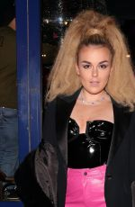 TALLIA STORM at Gemma Collins Diva Pink Perfume Launch in London 10/21/2019