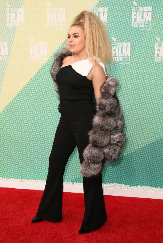 TALLIA STORM at Portrait of a Lady on Fire Premiere at 63rd BFI London Film Festival 10/08/2019