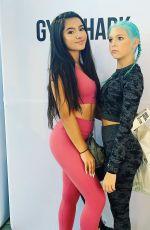 TATI MCQUAY and JORDYN JONES - Instagram Photos 10/06/2019