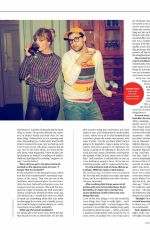 TAYLOR SWIFT in Rolling Stone Magazine, October 2019