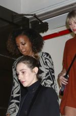 TAYLOR SWIFT Leaves Madonna