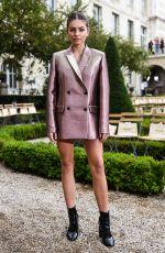 THYLANE BLONDEAU at Paul & Joe Fashion Show at PFW in Paris 09/27/2019