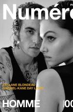 THYLANE BLONDEAU in Numero Magazine, Russia 2019