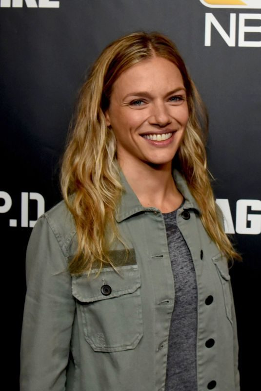 TRACY SPIRIDAKOS at NBC Chicago Press Day 10/07/2019