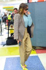 VICTORIA BECKHAM at JFK Airport in New York 10/14/2019