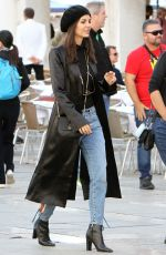 VICTORIA JUSTICE Out and About in Venice 10/04/2019
