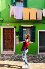 VICTORIA JUSTICE Out in Venice - Instagram Photos and Video 10/06/2019