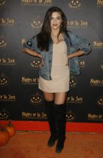VICTORIA KONEFAL at Nights of the Jack Friends & Family Night 2019 in Calabasas 10/02/2019