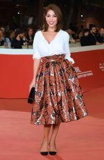 VITTORIA SCHISANO at Judy Premiere at 2019 Rome Film Festival 10/22/2019