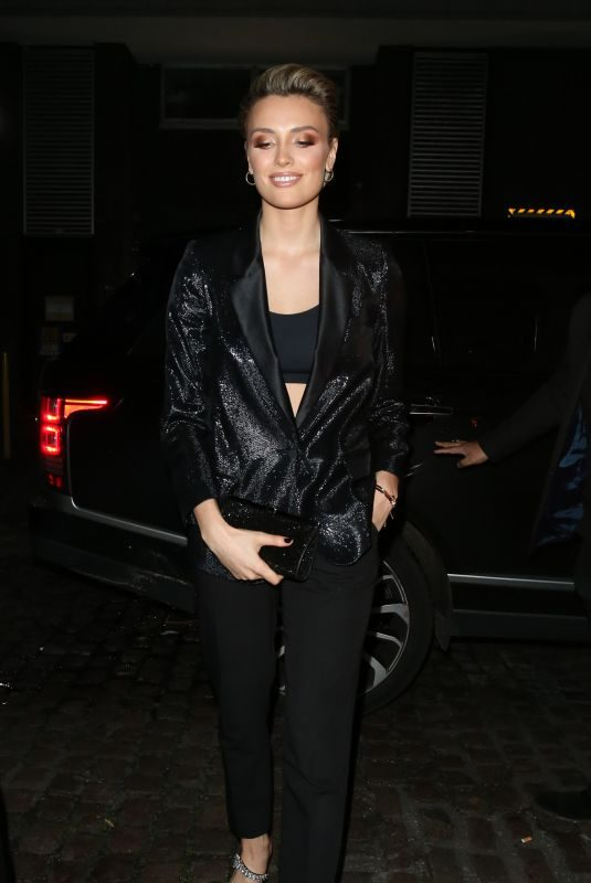 WALLIS DAY at Cartier London Celebration at Chiltern Firehouse in London 10/22/2019