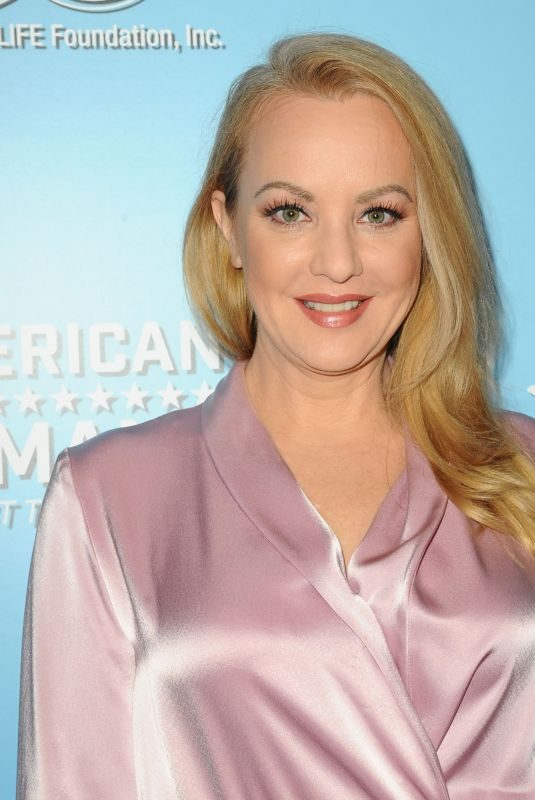 WENDI MCLENDON-COVEY at American Humane Dog Awards in Los Angeles 10/05/2019