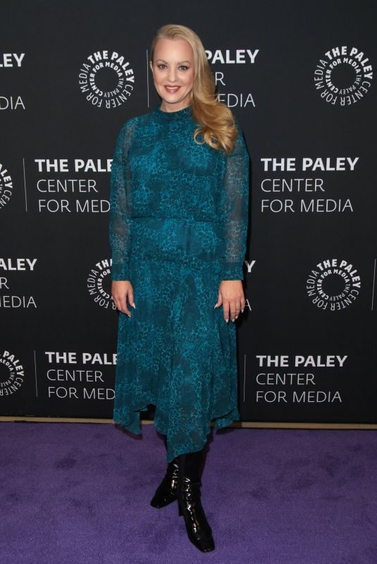 WENDI MCLENDON-COVEY at Goldbergs & Schooled Rewind!'s in Beverly Hills 01/15/2019