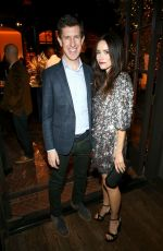 ABIGAIL SPENCER at Hulu LA Press Party 2019 in Beverly Hills 11/12/2019