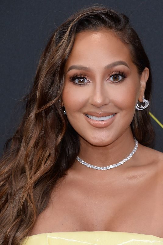 ADRIENNE BAILON at People's Choice Awards 2019 in Santa Monica 11/10/2019