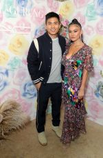 AGNEZ MO at Prabal Gurung Dinner in Los Angeles 10/29/2019