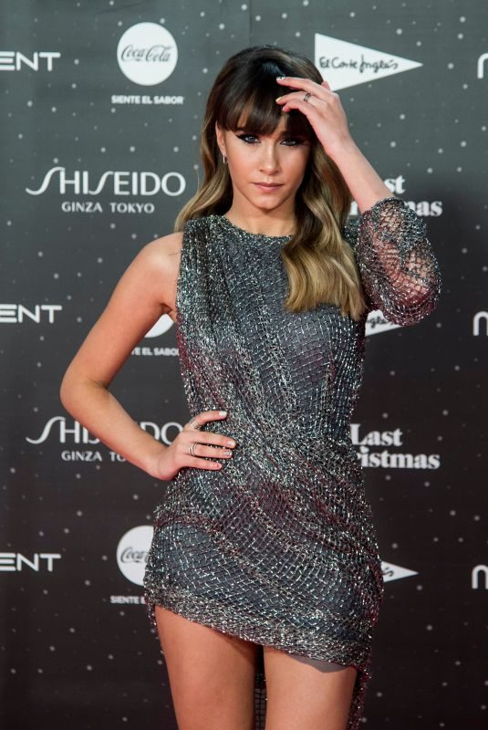 AITANA at Los40 Music Awards in Madrid 11/08/2019