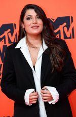 ALBA PAUL FERRER at MTV Europe Music Awards in Seville 11/03/2019