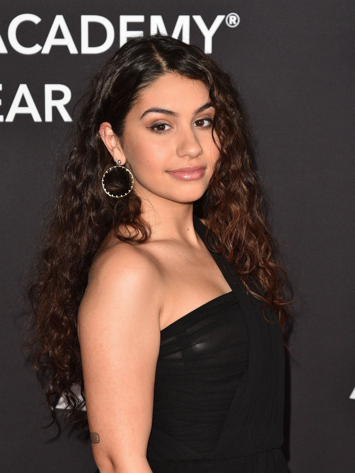 ALESSIA CARA at Latin Recording Academy Person of the Year