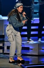 ALESSIA CARA Performs Rooting For You at People