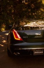 ALEXANDRA DADDARIO for 2019 Jaguar XJ, November 2019