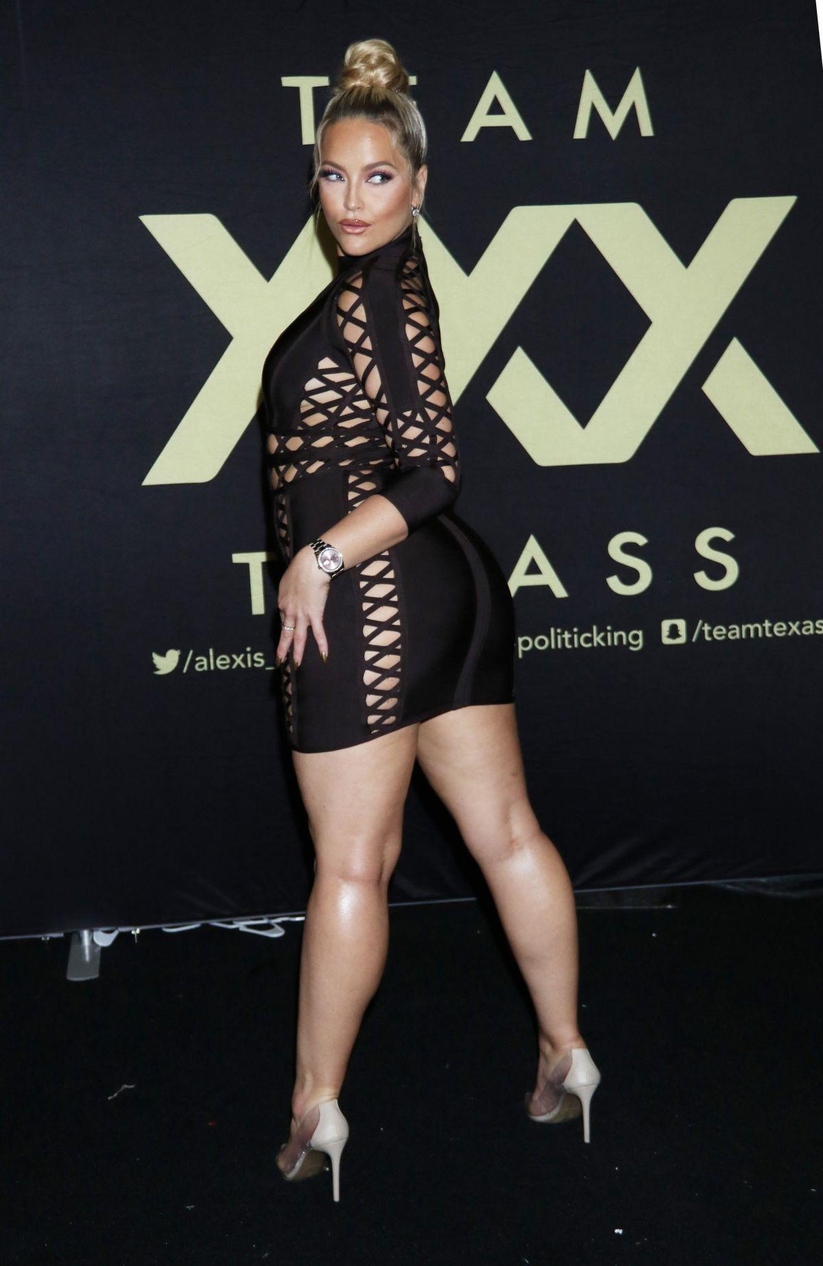 Alexis Texas New