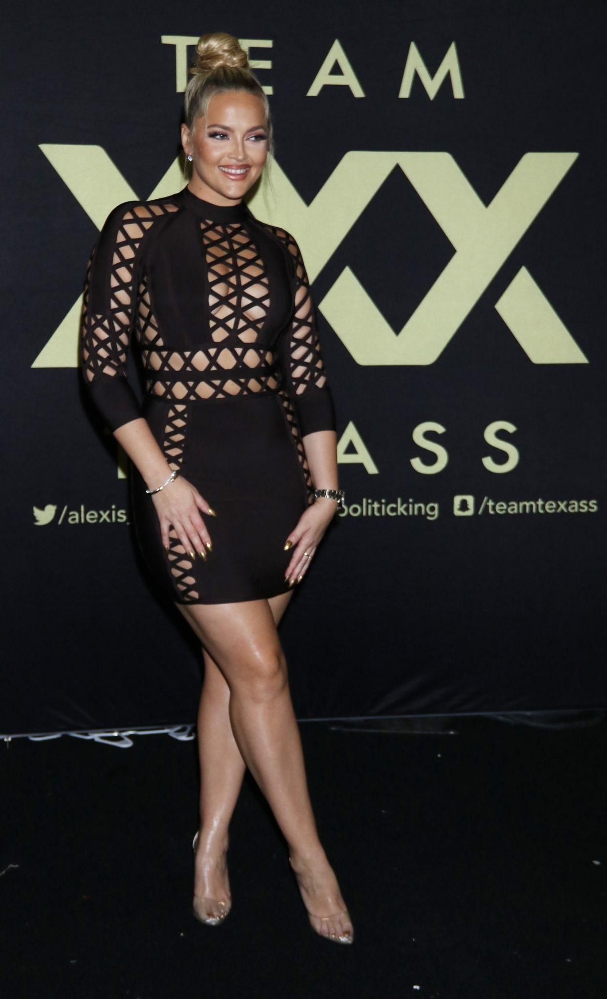 ALEXIS TEXAS at Exxxotica Expo 2019 in New Jersey 10/25