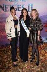 ALICIA AYLIES at Frozen 2 Premeire in Paris 11/13/2019