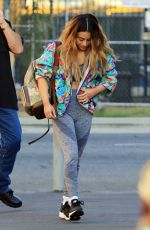 ALLY BROOKE Arrives at a Dance Studio in Los Angeles 11/08/2019