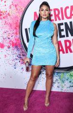 AMANDA TRIVIZAS at American Influencer Awards in Hollywood 11/18/2019