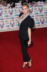 AMBER DAVIES at Pride of Britain 2019 Awards in London 10/28/2019