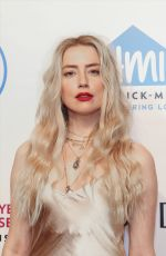 AMBER HEARD at Emery Awards in New York 11/06/2019