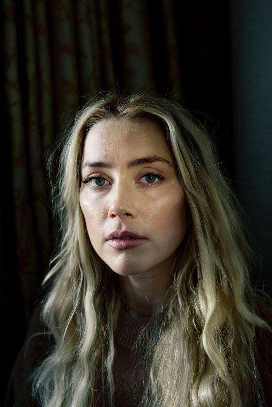 AMBER HEARD for New York Times, 2019